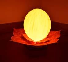 lampe oeuf sacartoun 2015w